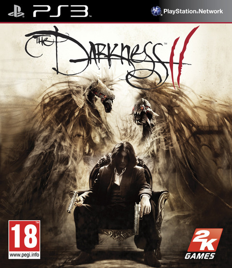THE DARKNESS 2 PS3