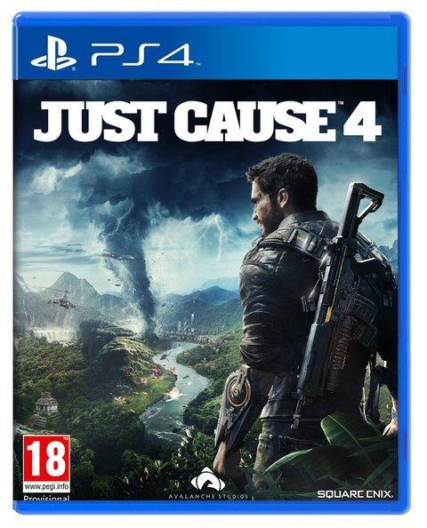 PREVENTA JUST CAUSE 4 PS4/ XBOX ONE