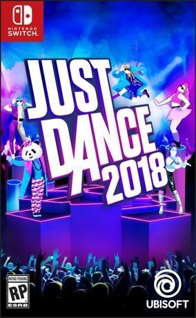 Just Dance 2018 Nintendo Switch en internet