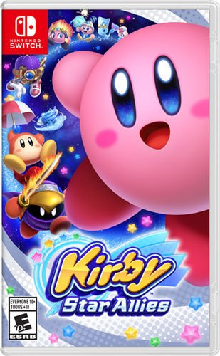 KIRBY STAR ALLIES NINTENDO SWITCH en internet