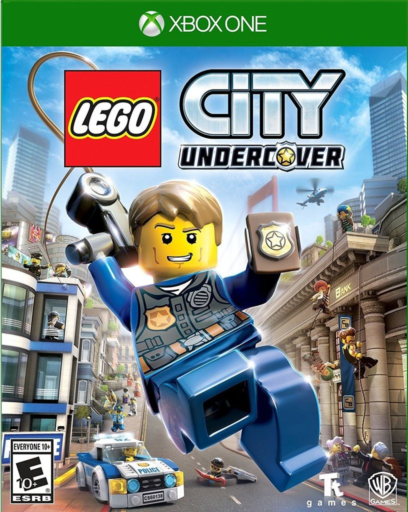 LEGO CITY UNDERCOVER XBOX ONE - comprar online