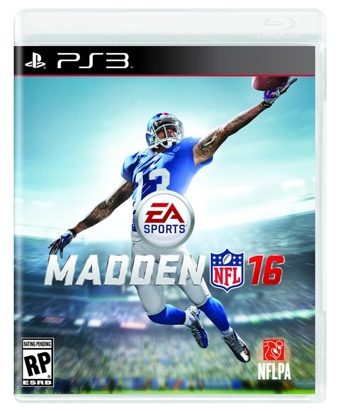 MADDEN NFL 16 PS3