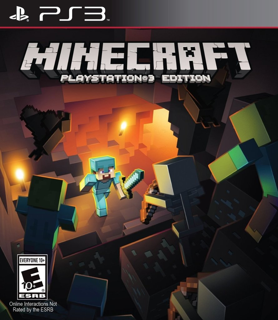 MINECRAFT PS3 - comprar online