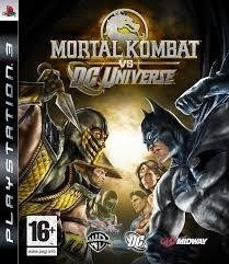 MORTAL KOMBAT VS. DC UNIVERSE PS3