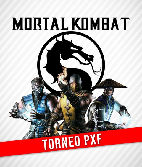 TORNEO PXF - MORTAL KOMBAT PS4
