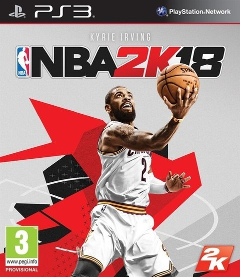 NBA 2K18 DIGITAL PS3