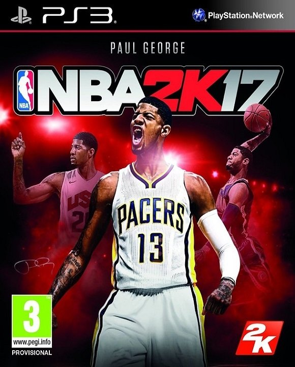 NBA 2K17 PS3 - comprar online