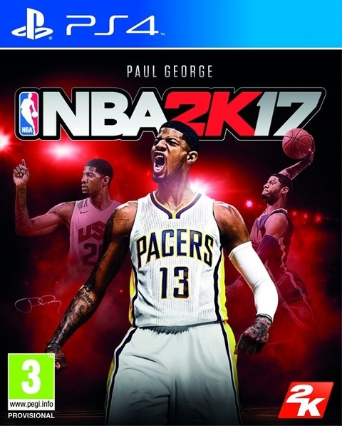 NBA 2K17 PS4 - comprar online