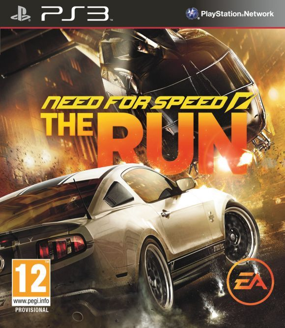 NEED FOR SPEED THE RUN PS3 - comprar online