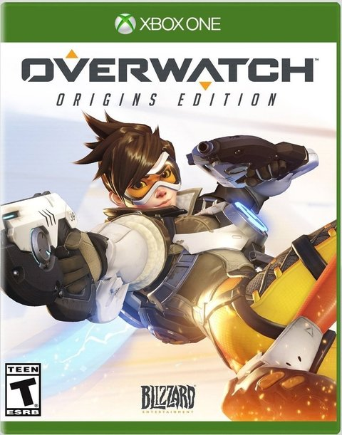 OVERWATCH ORIGINS EDITION  XBOX ONE - comprar online