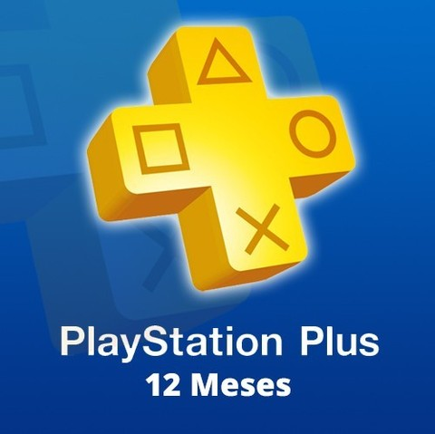 PLAYSTATION PLUS CARD - MEMBRESÍA 12 MESES - comprar online