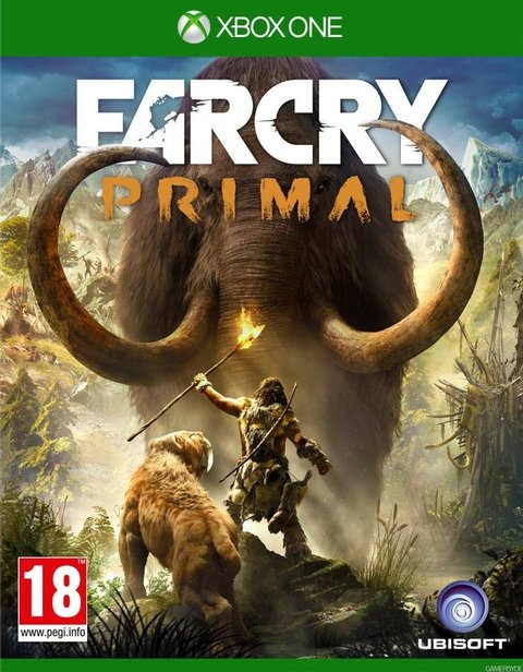 FAR CRY PRIMAL  XBOX ONE - comprar online