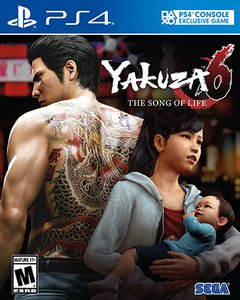 YAKUZA 6 STEELBOOK COLLECTION PS4 - comprar online