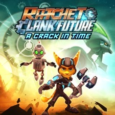 RATCHET & CLANK FUTURE: A CRACK IN TIME PS3 DIGITAL
