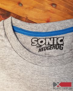 REMERA OFICIAL SONIC & TAILS en internet