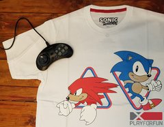 REMERA OFICIAL SONIC & KNUCKLES - comprar online