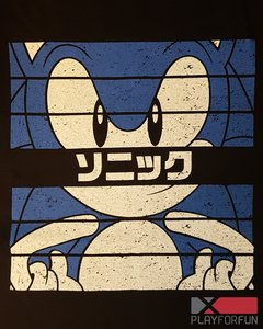 REMERA OFICIAL SONIC JAPAN - comprar online