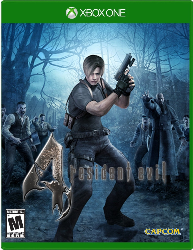 RESIDENT EVIL 4 XBOX ONE - comprar online