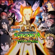 NARUTO SHIPPUDEN ULTIMATE NINJA STORM REVOLUTION PS3 DIGITAL