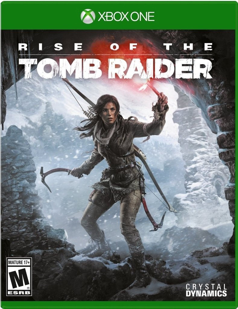 RISE OF THE TOMB RAIDER XBOX ONE - comprar online