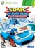 SONIC & ALL STARS RACING TRANSFORMED XBOX 360 - comprar online