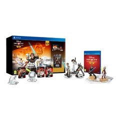 DISNEY INFINITY 3.0 STARS WARS PS4