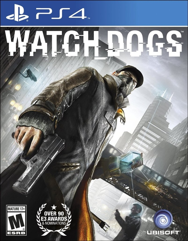 WATCHDOGS PS4 - comprar online