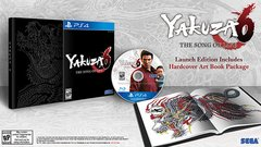 YAKUZA 6 STEELBOOK COLLECTION PS4 - Play For Fun