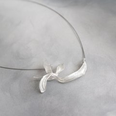 "Collar Flor ""Anticlastic"" (C031)"