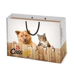 Sacola de Papel Pet Shop