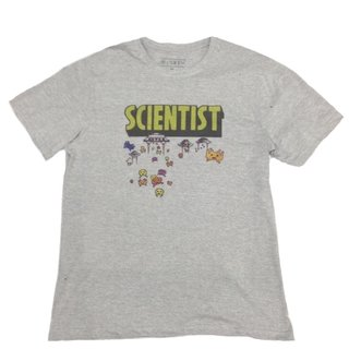 CAMISETA SCIENTIST