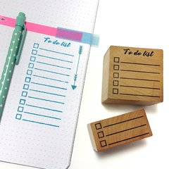 Sello Bullet Journal To Do List GR - comprar online
