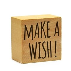 Sello Make a Wish! - GR