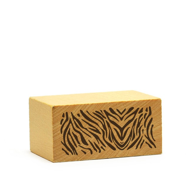 Sello Animal Print Cebra - MD