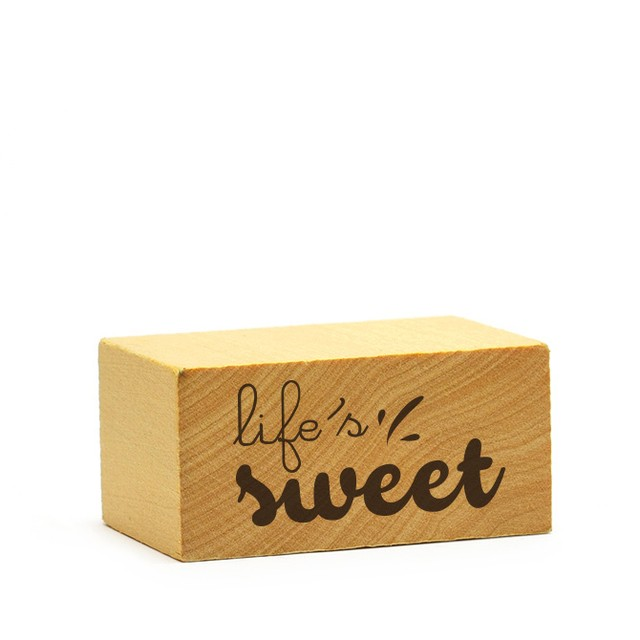 Sello Life´s Sweet - MD