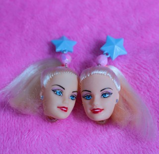 Brincos Dolls - Blond na internet