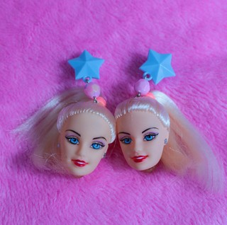 Brincos Dolls - Blond