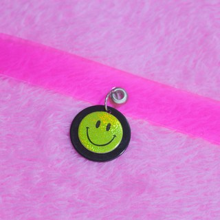 CHOKER PINK NEON - SMILEY na internet