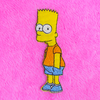 Patches - Lisa / Bart na internet