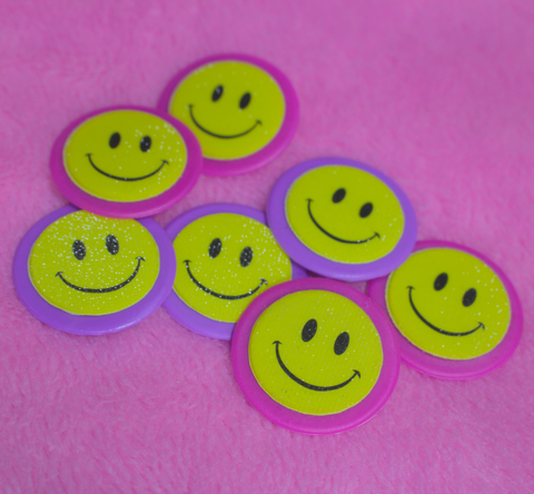 Broches Smiley - comprar online