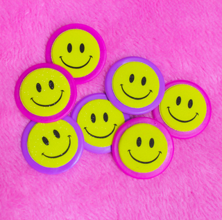 Broches Smiley