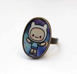Anel - Finn / Adventure Time