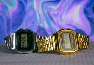 Casio A168 - Gold - Inspired - Labjur