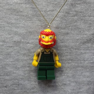 Imagem do Colar - Willie / Simpsons Lego