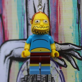 Colar - Jeffrey / Simpsons Lego