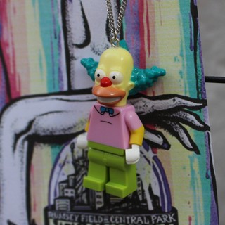 Colar - Krusty / Simpsons Lego - Labjur