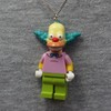Imagem do Colar - Krusty / Simpsons Lego