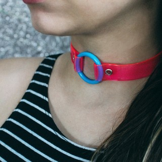 CHOKER NEON POWER na internet