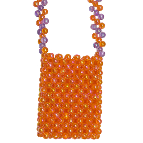 Mini Beads - Laranja Furtacor