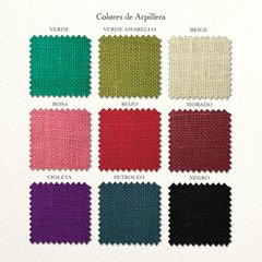 Album Carta en Arpillera - La Boutique del Album